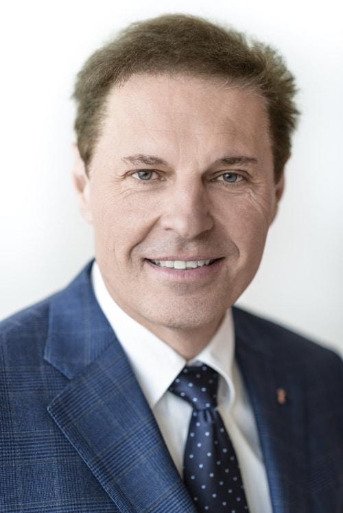 Geschäftsführer Karl Hasenöhrl