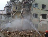 Gasexplosion Schreberstr. Linz 5