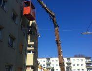 Gasexplosion Schreberstr. Linz 3